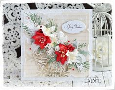 Wild Orchid Crafts: Christmas Cards