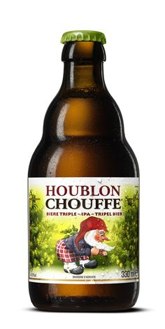 Houblon Chouffe Belgian beers