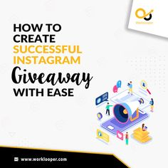 WorkLooper is a leading mobile app, graphic designing, & web development company in India. Branding Services, Instagram Giveaway, Web Design, Graphic Design, Web Development Company, Business Goals, Mobile App, Ecommerce, Followers