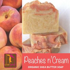 A sweet and amazing fresh fruit fragrance of Georgia Peaches! This soap is mild and moisturizing with the wonderful benefits of Coconut Milk, Organic Shea Butter, Organic Cocoa Butter, Organic Olive Oil, Organic Coconut Oil and Organic Palm oil and Sunflower oil. Naturally colored with Rose Clay, and Ground Calendula Petals. No animal products...not even beeswax!