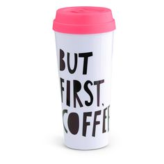 But first, COFFEE! Great gifts for women at Furbish Studio.