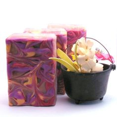 patchouli lavender and vanilla handmade cold process by simplysuds, $6.00