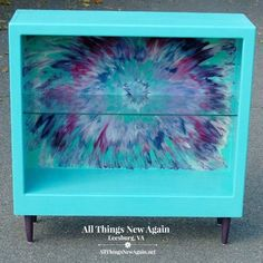 s 13 mind blowing things you can do with this magical new stain, painted furniture, painting, You Can Add Eye Catching Accents