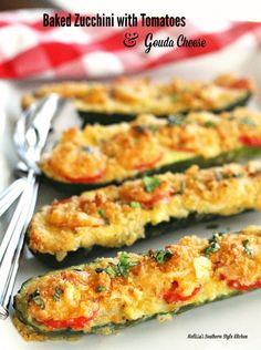 Healthy Baked Squash And Zucchini Recipe.Grilled Asparagus With Zucchini And Squash Recipe . Baked Italian Zucchini Tomatoes And Onions Recipe . Is Roasting A Healthy Way To Cook Vegetables The New . Baked Squash And Zucchini Recipes, Bake Zucchini, Recipe Zucchini, Baked Zucchini Boats, Cauliflower Recipes, Side Dish Recipes, Vegetable Recipes, Vegetarian Recipes, Healthy Recipes