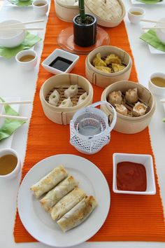 How to host a dim sum party
