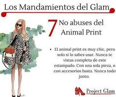 7 Los Mandamientos del Glamour