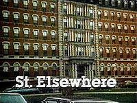 St. Elsewhere is an American medical drama television series that originally ran on NBC from October 26, 1982 to May 25, 1988. The series is set at fictional St. Eligius, a decaying urban teaching hospital in Boston's South End neighborhood. The show starred Ed Flanders, Norman Lloyd and William Daniels all as teaching doctors, who gave interns a promising future in making critical decisions.