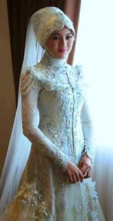 9 Best Gaun Pengantin Model Kebaya Images On Pinterest Model