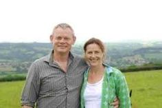 Image result for martin and philippa clunes