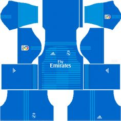Dream League Soccer Real Madrid Kits 2018 X512