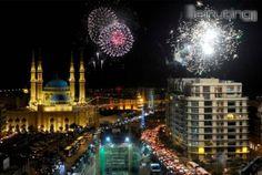 Beirut on NYE