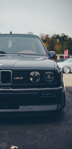 Sweet dreams are made of these. BMW E30 M3.