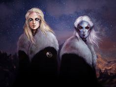 Dragonborns by DancinFox