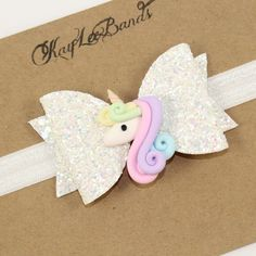 Brand new, fun and trendy unicorn headband ♡