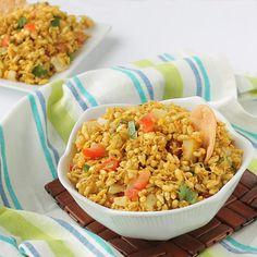 Bhel Puri Chaat - Mumbai Special Street Food - Step by Step Photo Recipe