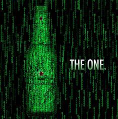 Heineken The One.
