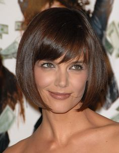 katie holmes hairstyles | Katie Holmes New Hairstyle at Mad Money Premiere | Beauty Hair Styles