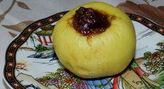 Печеные яблоки на пару в скороварке.