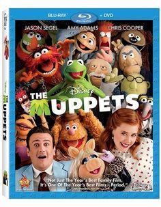 The Muppets Blu-ray + DVD