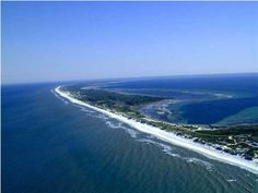 Cape San Blas Florida (aerial photo ) Going soon....we are on the countdown !