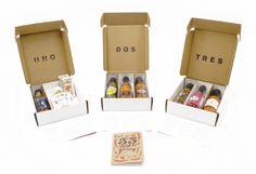 Hot Sauce Subscription Box Options | Fuego Box