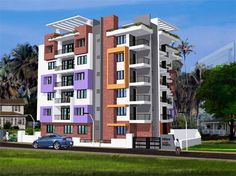 Buy 2BHK flats & apartments for sale & being constructed by TGS Constructions at Bellandur Bangalore. TGS apartments are low budget with amenities.