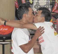Pattaya Thailand, the annual worlds longest kiss competition