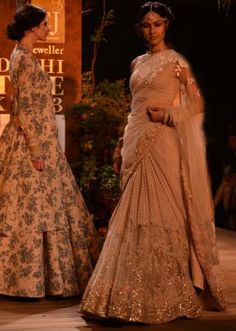 Sabyasachi Collection at  PCJ Delhi Couture Week 2013 S46