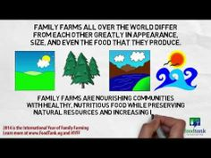 Making the Case for Family Farming #IYFF (A Video By Food Tank & the FAO) | @Food Tank