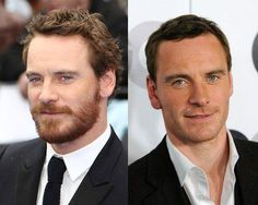 Michael Fassbender...hairy or not hairy, he is utterly gorgeous.