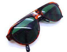 5a7d1e51ef78 Tortoiseshell Esprit Prescription Frame With Flip Up Sunglasses - Very Retro