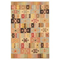 """I pinned this Ece 8'1"""" x 6'2"""" Rug from the Apadana event at Joss and Main!"""