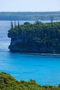 Lifuo Island one of the Loyalty Islands | New Caledonia