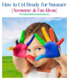 In this post, you will get a long list of ideas on how to get ready for summer, We have awesome and fun ideas for you to have the best Summer ever!