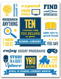 School Library Month 2012 | American Association of School Librarians (AASL)