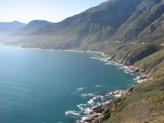 Chapman's Peak Scenic Drive Hidden Treasures, Cape Town, Attraction, River, City, Outdoor, Outdoors, Outdoor Games, City Drawing