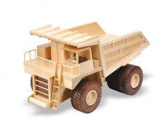 PATTERNS & KITS :: Trucks :: 94 - The Mining Truck