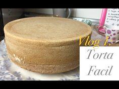 Vlog 1: Como hacer una torta basica