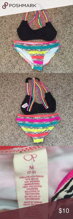 SALE‼️ Op Bikini Op Bikini•Great condition•Worn a couple of times•top size Small•Bottom size Medium but fits more a Small• Op Swim Bikinis