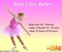 Baby Class Ballet  Ballet CLássico para crianças  partir de 02 anos no IDAG em Guarapuava PR.  Aula experimental Grátis.   #IDAG #balletGuarapuava  #baléGuarapuava #BabyClassGuarapuava #dançaGuarapuava #GuarapuavaPR #guarapuava #dança #balé