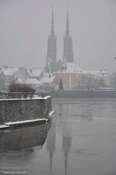 Winter Wroclaw