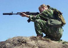 Silenciador PBS-1 de  LCT Airsoft Armas Airsoft, Tac Gear, Real Steel, Airsoft Guns, Tactical Gear, Military, Gears, Weapons, Costumes