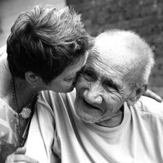 Who is to say that old is not lovely?