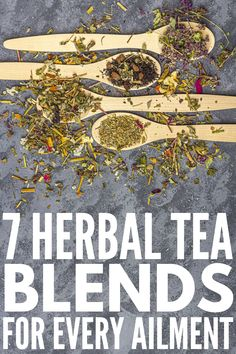 Herbal Tea 7 Tea Remedies for Every Ailment tea benefits tea blends tea garden tea photography tea recipes Herbal Tea Benefits, Best Herbal Tea, Herbal Teas, Making Herbal Tea, Health Benefits, Natural Cough Remedies, Herbal Remedies, Health Remedies, Smoothies