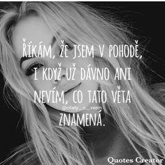 👇👇👇👇👇 @desive_ig • #czechrepublic #cz # #czechgirl #slovakia #sk# #czsk #slovakiagirl #slovakiaboy #fakta #faktyczsk #vtipy #vtip #zabava… Sad Girl, Jokes, Motivation, Quote, Life, Instagram, Pictures, Quotes, Quotation