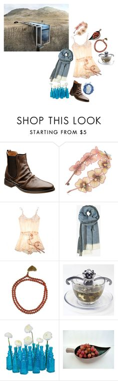 """""""Dish"""" by amanda-anda-panda ❤ liked on Polyvore featuring beauty, Mimi Holliday by Damaris, Toast, NOVICA and Cultural Intrigue"""