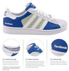 11cc4909a65 Facebook-branded Adidas Sneakers Best Sneakers