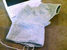 wool longies pattern
