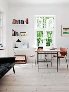 A Danish home | FrenchByDesign