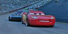 One last chance. One more dream. ⚡ Watch the new Cars 3 trailer. Blindsided by a new generation of blazing-fast racers, the legendary Lightning McQueen (voic. Cars 3 Trailer, Bonnie Hunt, 1995 Movies, Family Movie Night, Movie Titles, Pixar Movies, Disney Pixar Cars, Lightning Mcqueen, Entertaining